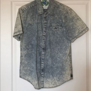 Men's Calvin Klein Button Down Shirt Medium